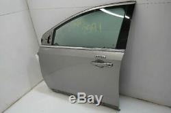 2007-2010 Ford Edge Pilote Porte Avant W Entrée Sans Clé Tapis D'argent