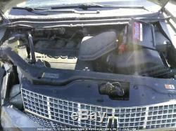 2007-2010 Ford Edge Pilote Porte Avant Withkeyless Entrée Pad Argent 662870