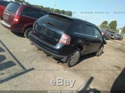2007-2010 Ford Edge Pilote Porte Avant Withkeyless Entrée Tapis Noir 1364971