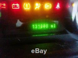 2007-2010 Ford Edge Pilote Porte Avant Withkeyless Entrée Tapis Orange 1525351