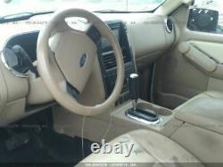 2007-2010 Ford Explorer Pilote Porte Avant Sport Trac Withkeyless Entrée Pad