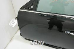 2008-09 Ford Taurus Pilote Avant Gauche Lh Porte Électrique Sans Clé Noir