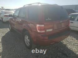 2008-2012 Ford Escape Driver Porte Avant Électrique Avec O Porte D'entrée Sans Clé 892944