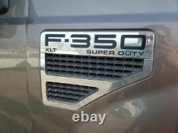 2008-2012 Ford F250 Super Duty Driver Porte Avant Électrique Avec Plaque D'entrée Sans Clé