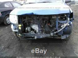 2009-2012 Le Ford Escape Bleu Pilote Porte Avant Modèles Électriques, Sans Clé Pad