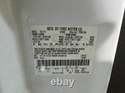 2009-2014 Ford F150 Driver Front Door Electric Witho Keyless Entry Pad Blanc