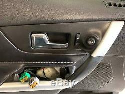 2011 Ford Edge Blanc Porte Lh Conducteur Avant Sans Clé D'entrée C-3 + 4 Pic