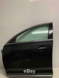 2014 Lincoln Mks Avant Côté Conducteur Porte D'entrée D'alimentation Du Clavier Couleur Noir