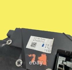 Bmw E60 535i 550i M5 Front Left Driver Door Handle Space Gray Comfort Access Oem