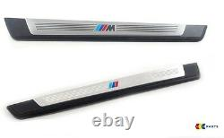 Bmw New Genuine Z4 Series E89 09-16 Door Entry Sill Strip Set Right+left