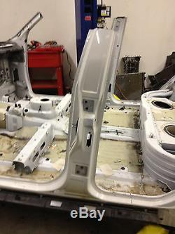 Bmw X5 E53 Côté Conducteur Porte B Pilier Coupe Longeron Soutien Impact Section Avant