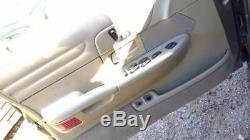 Conducteur Porte Avant Avec Coussin D'entrée Sans Clé Convient 00-02 Crown Victoria 493241