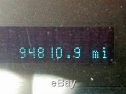 Conducteur Porte Avant Électrique Avec Coussin D'entrée Sans Clé Fits 08 Escape 839774