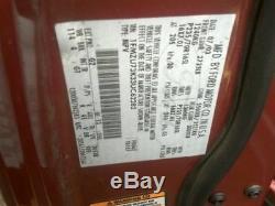 Conducteur Porte Avant Sport Trac Tapis D'entrée Sans Clé Convient 03-05 Explorer 333081