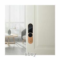 Dato Smart Lock L-f500, Serrures De Porte Avant Sans Clé Serrures Homekit Pour E