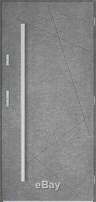Diego Porte D'entrée Avant Extérieur / Simples Portes D'entrée