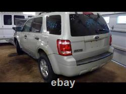 Driver Front Door Electric With Keyless Entry Pad Fits 08 Escape 1217982