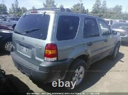 Driver Front Door Electric Without Keyless Entry Pad Fits 05-07 Escape 1271031