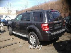 Driver Front Door Electric Without Keyless Entry Pad Fits 08 Escape 136705