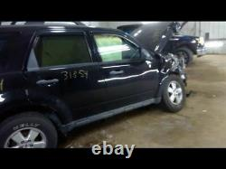 Driver Front Door Électrique Avec Clé D'entrée S'adapte 09-12 Escape 1232261
