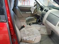 Driver Front Door Électrique Avec Clé D'entrée S'adapte 09-12 Escape 158768