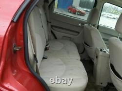 Driver Front Door Électrique Avec Clé D'entrée S'adapte 09-12 Escape 1802120