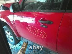 Driver Front Door Électrique Avec Keyless Entry Pad S'adapte 09-12 Escape 10203116