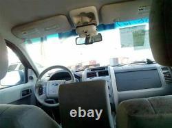 Driver Front Door Électrique Avec Keyless Entry Pad S'adapte 09-12 Escape 4839667