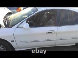 Driver Front Door Électrique Avec Tampon D'entrée Sans Clé S'adapte 96-99 Sable 14577286