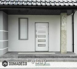 Fargo 20 Portes Avant Simple / Extérieur Porte D'entrée Avant / Porte De La Maison