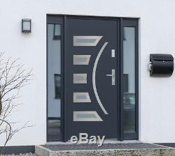 Fargo 23 Portes Simples / Portes D'entrée / Extérieur Porte D'entrée Avant