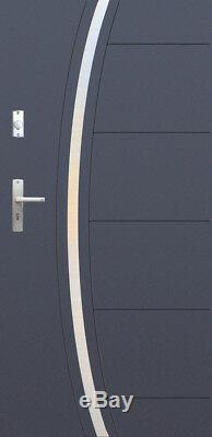 Fargo 40 Portes Avant Extérieures Simples / Extérieur Porte D'entrée Avant