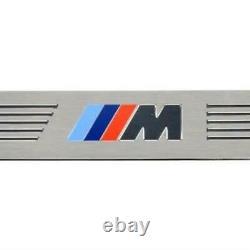 Insert D'entrée De Porte Avant Bmw Véritable M Performance Pour X5/x6 51478055065