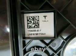 Nouveau 2017 2018 Tesla Model 3 Passenger Side Pillar Card Entry Glass (d5#20)