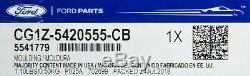 Nouveau Oem 11-18 Porte Ford Taurus Avant Garniture Fenêtre D'entrée Sans Clé Pad Lh Conducteur