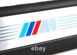 Nouvelle Véritable Bmw E90 E91 M-sport O/s Porte Avant Droite Entrée Sill Strip 7907152