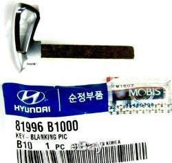 Oem 15-16 Genesis Sedan Smart Key Fob Entrée Sans Clé Vide Contrôle & Uncut