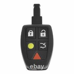 Oem 30772198 Keyless Entry Remote 5 Button Key Fob Pour Volvo S40 V50 C70 Nouveau