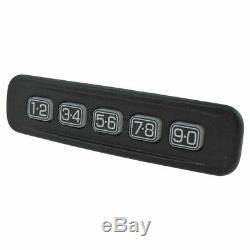 Oem 8l8z14a626aa Sans Clé Numéro De Porte D'entrée Du Clavier Gauche Pour Ford Lincoln Mercury