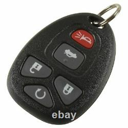 Oem Keyless Entry Remote Transmitter 5 Bouton Remote Start Pour Chevy Gmc Buick