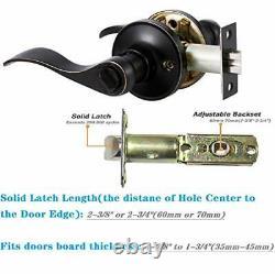 Pack Keyed Alike/combo Keys Entry (keyed Alike)interior/front/exterior Door 10
