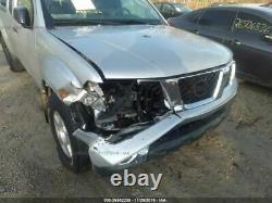 Passenger Front Door Electric Without Keyless Entry S'adapte 05-11 Frontier 1816555
