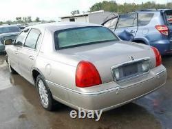 Porte Avant Conducteur Keyless Pad D'entrée S'adapte 03-11 Lincoln - Town Car 691318