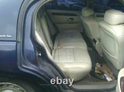 Porte Avant Du Conducteur Avec Plaque D'entrée Sans Clé S'adapte 99-02 Lincoln & Town Car 320433