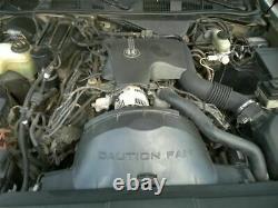 Porte D'entrée Du Conducteur Avec Tampon D'entrée Sans Clé S'adapte 95-97 Lincoln & Town Car 541653