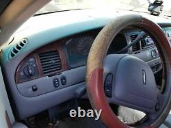 Porte D'entrée Du Conducteur Avec Tampon D'entrée Sans Clé S'adapte 99-02 Lincoln & Town Car 79644