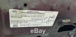 Porte D'entrée Sans Clé Avec Conducteur Avant Pad Convient 06-10 Explorer 102082
