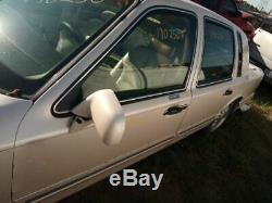 Porte D'entrée Sans Clé Avec Conducteur Avant Pad Convient 95-97 Lincoln Town Car & 285668