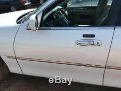 Porte D'entrée Sans Clé Pour Conducteur Pad Fits 03-11 Lincoln Town Car & 2315708