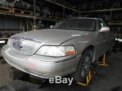Porte D'entrée Sans Clé Pour Conducteur Pad Fits 03-11 Lincoln Town Car & 49508